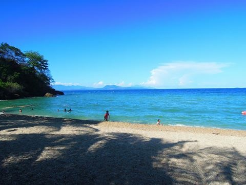 Morning stroll at Puerto Galera