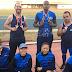 Atletismo do Time Jundiaí conquista 15 ouros no Estadual de Masters