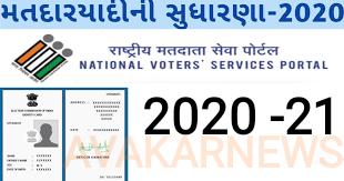 Voter list correction Program