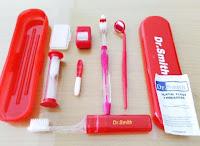 Cara merawat gigi behel menggunakan sikat gigi khusus