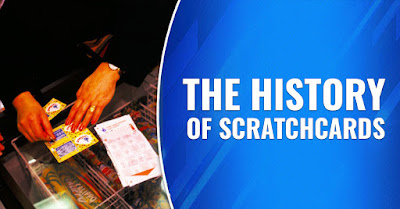 Know All About The History Of Scratchcards