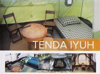 Tenda Iyuh | Sumber: Green Hill Ciwidey