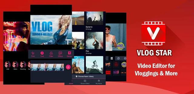 تحميل برنامج Vlog Star للاندرويد مهكر تحميل برنامج Video Star للاندرويد مهكر Vlog Star pro APK تحميل فيديو ستار بلس للاندرويد مهكر تحميل برنامج فيديو ستار مهكر فيديو ستار النسخة المدفوعة Vlog Star Pro Vlog Star تنزيل