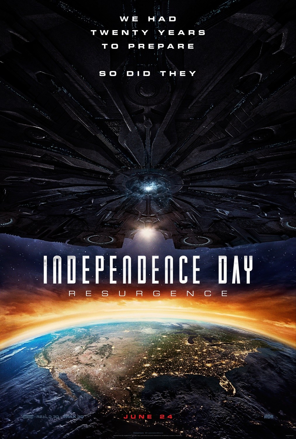 Independence Day: Resurgence 2016 - Full (HDTS)
