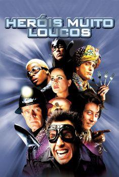 Heróis Muito Loucos Torrent - BluRay 720p Dual Áudio