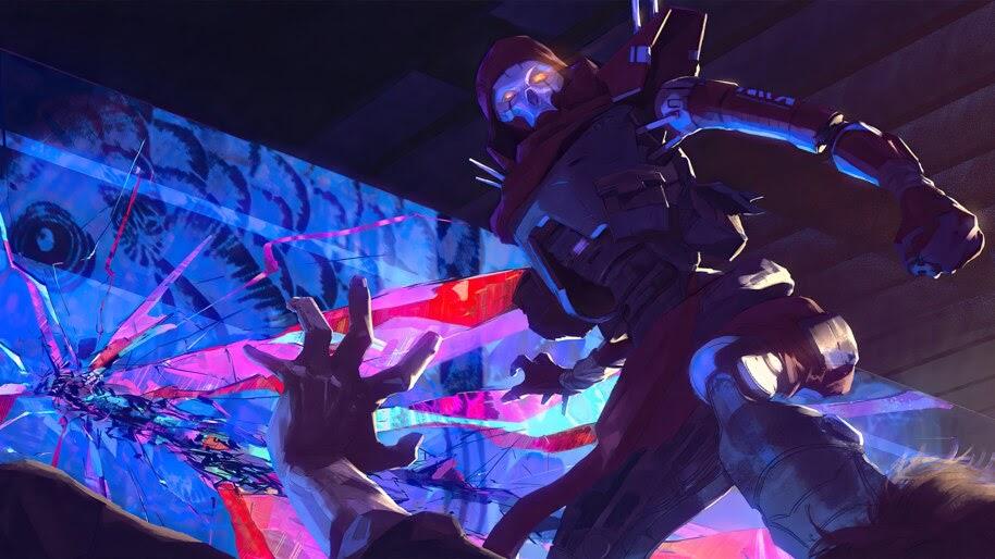 Revenant, Apex Legends, Loading Screen, 4K, #7.1117