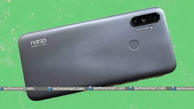 Realme Narzo 20A Is Said To Go On Sale Today At 12 PM Through Realme.com, Flipkart: Check Price, Specifications Here