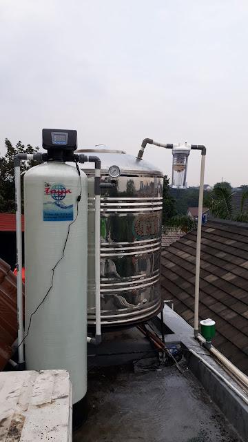 filter air otomatis
