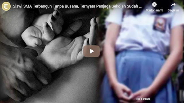Penjaga Sekolah Perkosa Seorang Siswi SMA, Korban Dibius Dan Merekam Pemerkosaan Tersebut