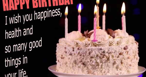 Cake Waxed Birthday Picture Greeting Message Birthday Happy Birthday Wishes In Bulgarian