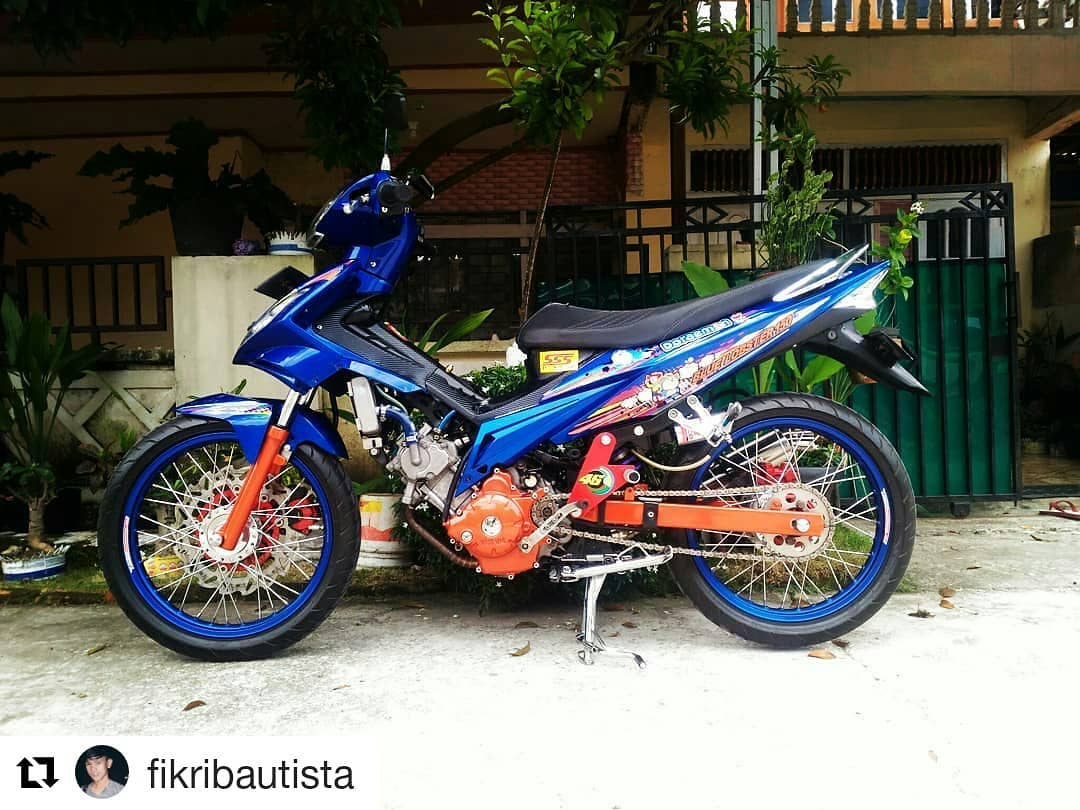 Kumpulan Foto Jupiter Mx Modifikasi Racing Look Maniak