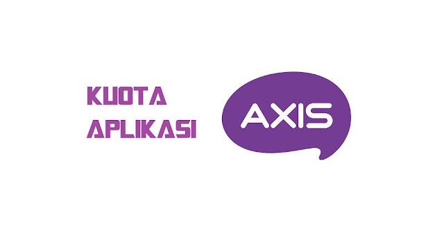 Cara Menggunakan Kuota Aplikasi Axis Owsem