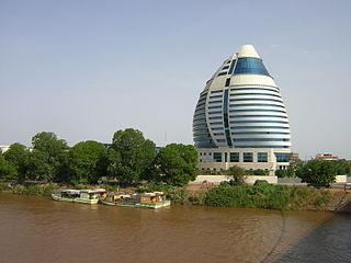 صورة برج الفاتح - السودان