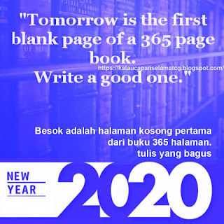 Selamat Tahun Baru 2020 Ucapan Ucapan Bijak Terbaru Untuk