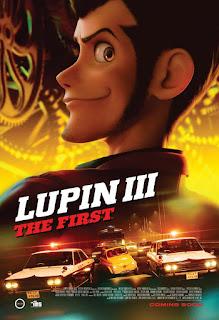 Lupin III: The First [2020] [DVDR] [NTSC] [Latino]