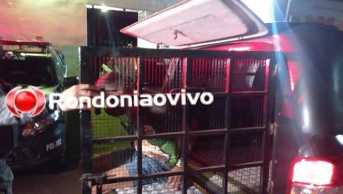 CORONHADAS: Quadrilha espanca vítimas durante arrastão em lanchonete e PM prende dois