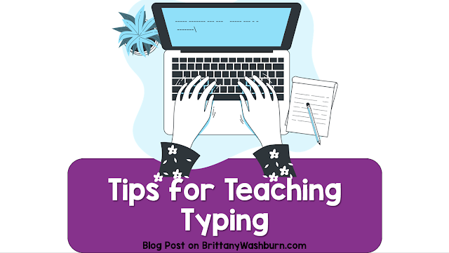 Tips for Teaching Typing