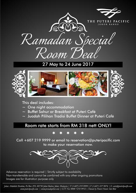 Ramadan Special Room Deal