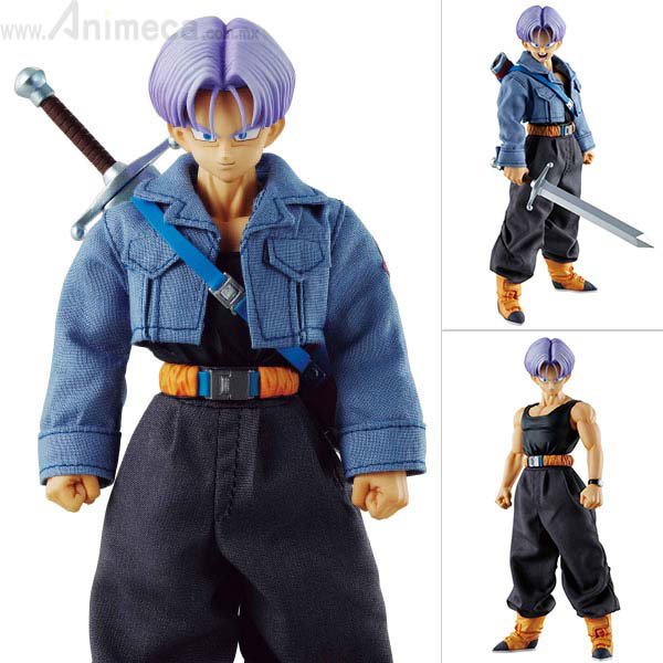 FIGURA TRUNKS Dimension of DRAGON BALL Dragon Ball Z MEGAHOUSE