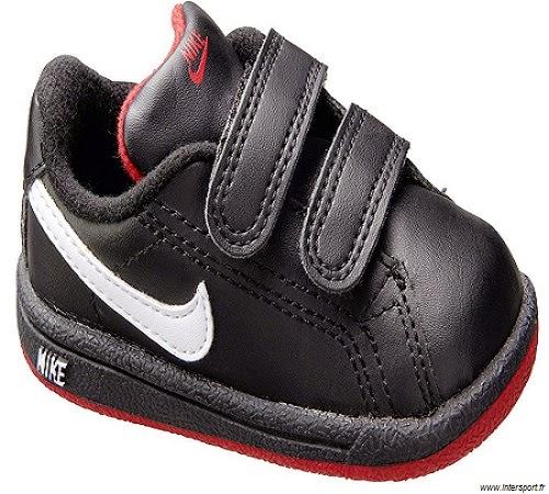 Chaussures bébé garçon nike