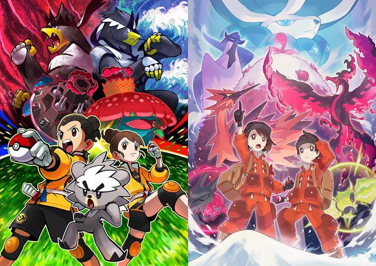 Pokémon Sword e Shield Expansion Pack