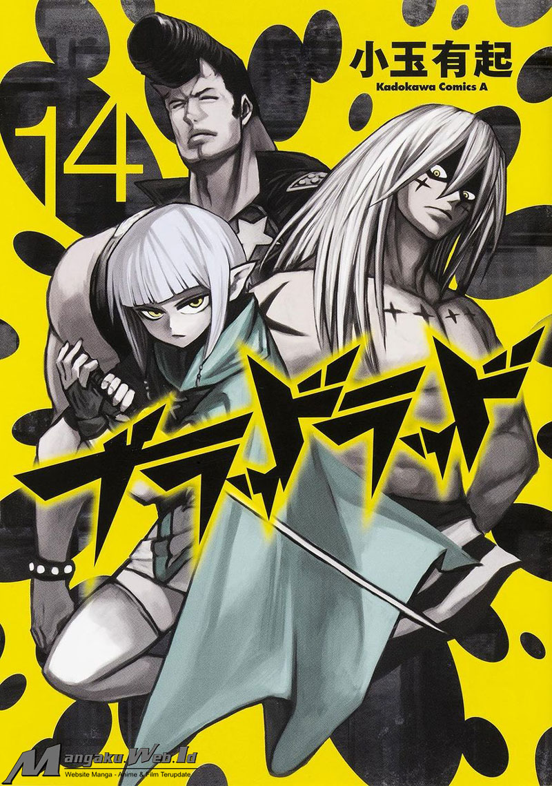 Blood Lad Chapter 70-1
