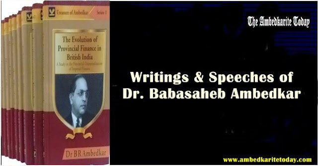Writings and Speeches of Ambedkar | Read Online