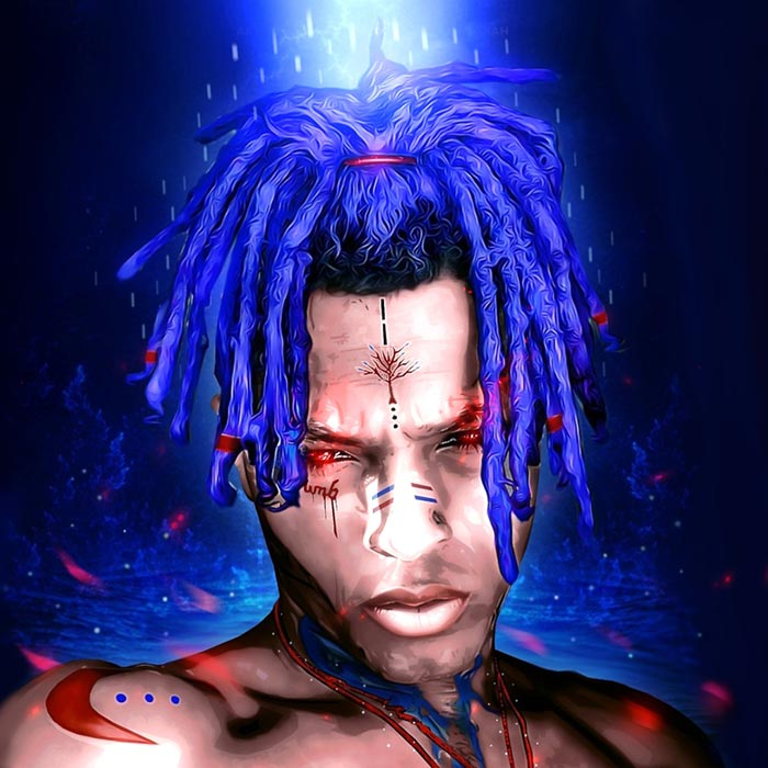 Xxx Tentacion Ascended Wallpaper Engine Download Wallpaper Engine