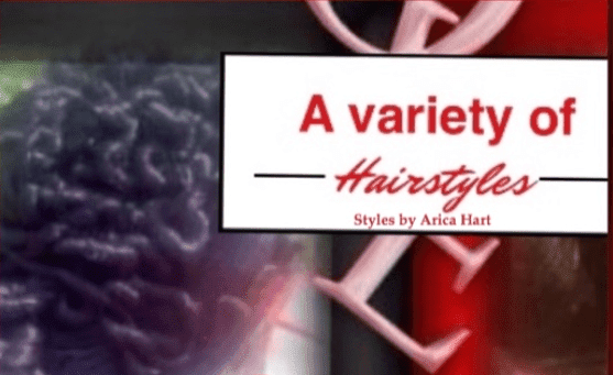 hairstyle blog , Styles by Arica Hart