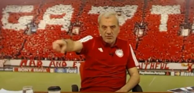 Ο Άκης τρολάρει τους ΑΕΚτζηδες μετά το 1-5 στο ΟΑΚΑ (video)