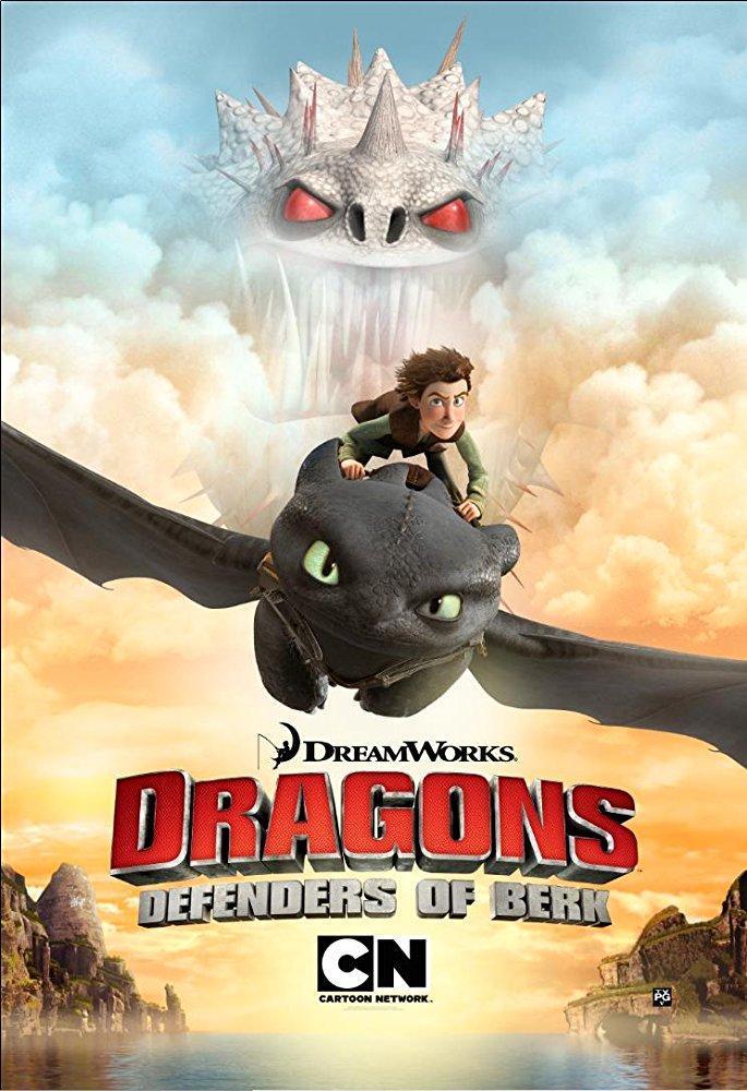 Dragons: Riders of Berk Temporada 1 WEBRip 720p Dual Latino/Ingles