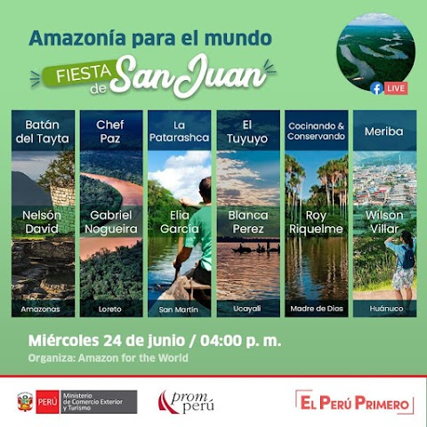Celebremos la fiesta de San Juan 2020