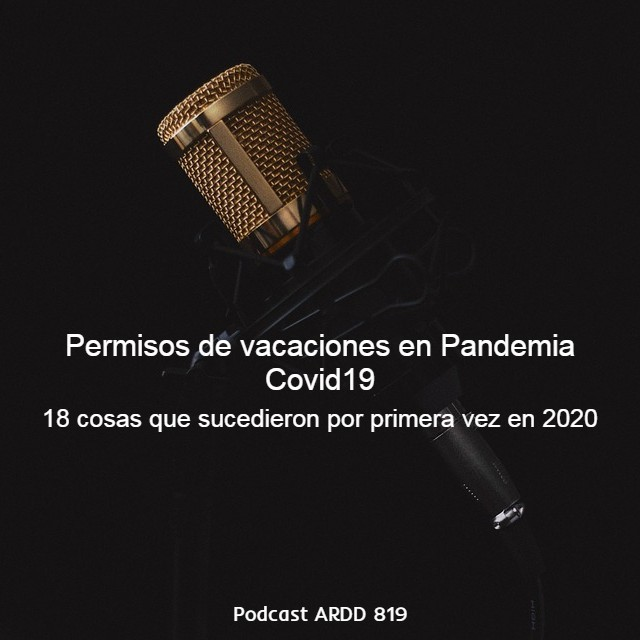 Podcast ARDD 819