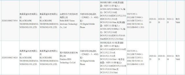 Black Shark 3 Mart'ta Çin'de Black Shark 3 akıllı telefonunu piyasaya süreceğini doğruladı