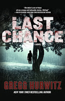 Last Chance, by Gregg Hurwitz book cover and review