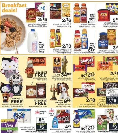 CVS Weekly Ad Preview 9/12-9/18
