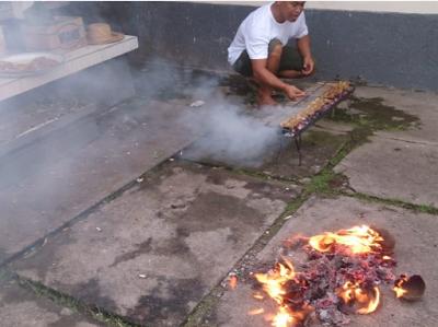 Cara Membuat Sate Bali