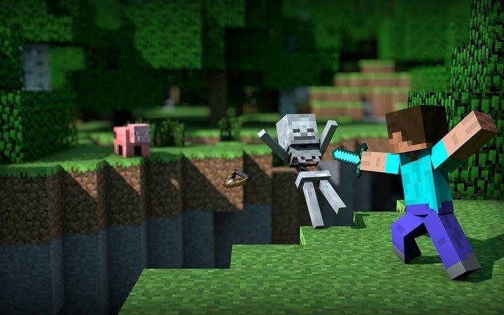 minecraft akan mendukung virtual reality