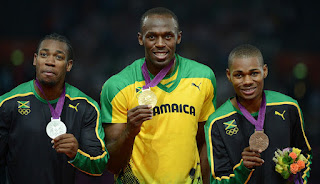 Jamaicans get gold,silver and bronze medals-E-Lankanews