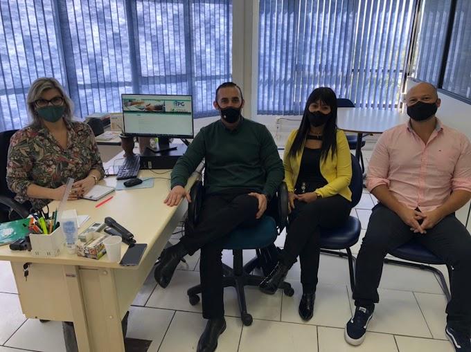 GRAVATAÍ | Alan Vieira debate previdência com IPG e servidores