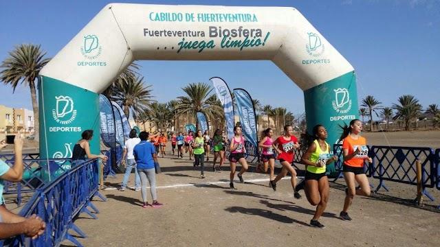 Fuerteventura.- Calendario para el Atletismo Majorero en julio, agosto y septiembre de 2019