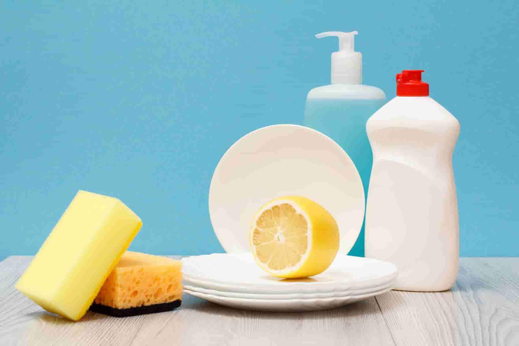 Cara Membuat Sabun Cuci Piring