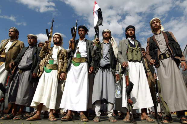 Houthi Tembakkan Dua Rudal ke Fasilitas Minyak Arab Saudi