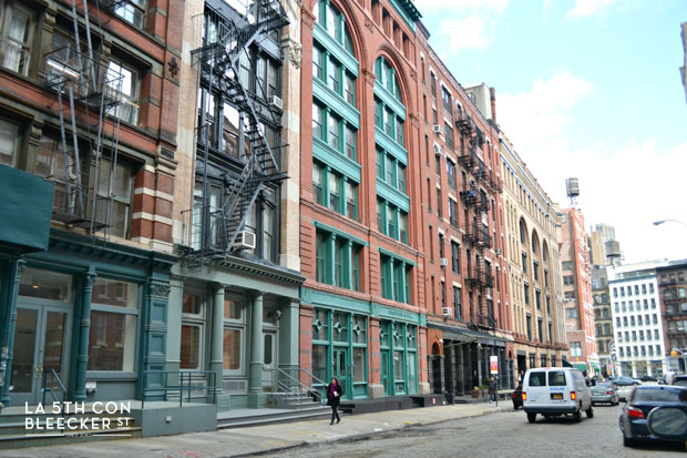 Barrios de Manhattan tribeca
