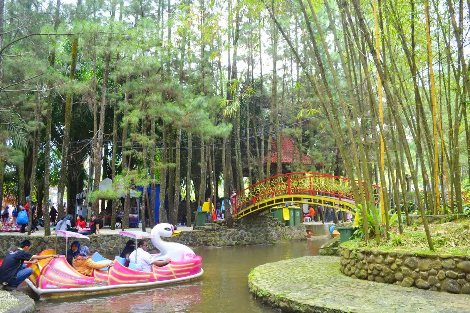 Wahana Menarik Wajib Dikunjungi Di Taman Wisata Matahari