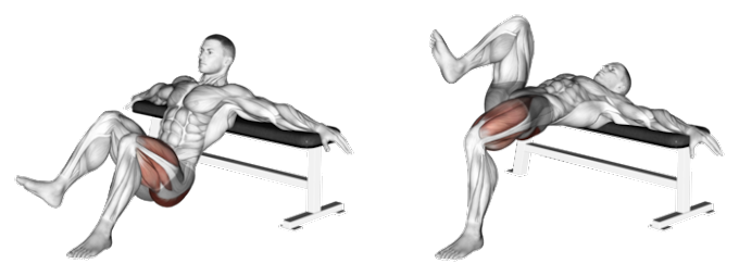Hip Thrust unilateral