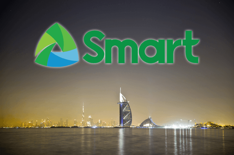 Smart makes its 5G roaming service available in UAE