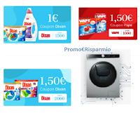 """Concorso DonnaD """"Chi trova un'mica trova un tesoro"""" : per te buoni sconto Henkel e vinci lavatrice Samsung"""