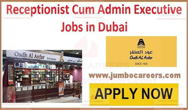 Urgent job vacancies in Dubai,