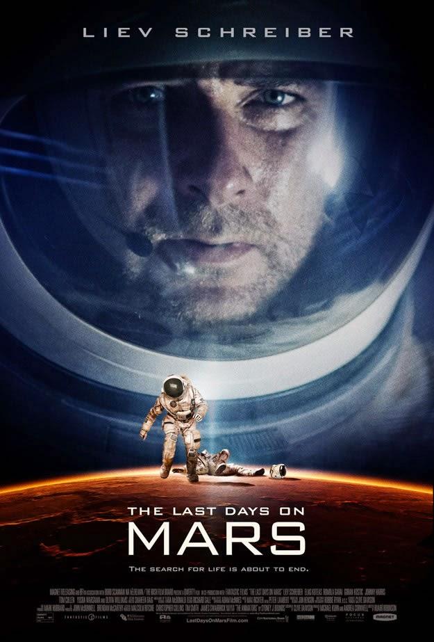 Os Últimos Dias em Marte – Dublado